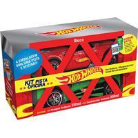 Kit Ricca Hot Wheels Pista Oficina Shampoo 300Ml + Condicionador 300Ml - Masculino-Incolor