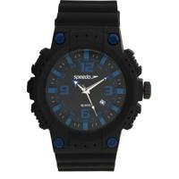Relógio Speedo 69005G0Ebnp2 Preto/Azul