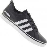 Tênis Adidas Neo Vs Pace - Masculino - Preto/Branco