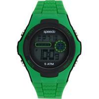 Relógio Speedo 81121G0Evnp5 Verde/Preto