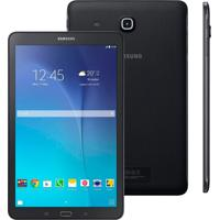 "Tablet Samsung Galaxy Tab E T561 9.6"" 8Gb Wi-Fi Preto"