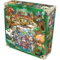 Arcadia Quest Pets, Expansão Jogo De Tabuleiro Galápagos