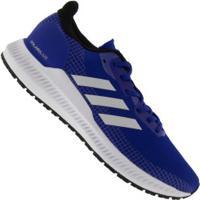 Tênis Adidas Solar Blaze - Masculino - Azul