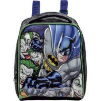 Lancheira Térmica Batman Batman Vs Coringa Mad House