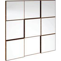 Painel Decorativo Tb86 Espelhado 0.75M Nobre Fosco