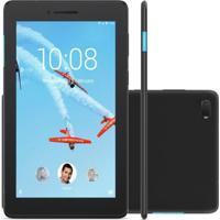 """Tablet Lenovo Tab E7 Tb-7104F 7"""" 8Gb Wi-Fi Preto"""