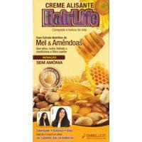 Alisante Hairlife Mel E Amendoas
