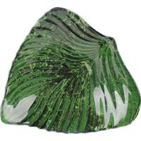 Centro De Mesa Folha- Verde- 3X36,5X24,5Cm- Fullfull Fit