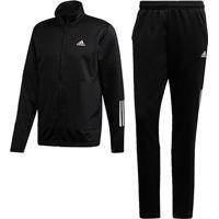 Agasalho Adidas Fabric Mix Masculino - Masculino-Preto