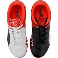 Chuteira Puma Evospeed 5.5 Tricks It Futsal Infantil - Masculino