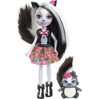 Boneca Fashion E Pet - Enchantimals - Sage Skunk - Feminino-Incolor