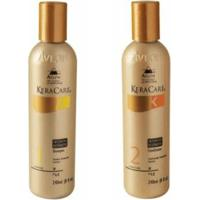 Kit Shampoo E Condicionador Avlon Keracare 240Ml - Unissex-Incolor