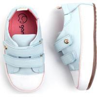 5a513d73af ... Tênis Bebê Gambo Velcro Masculino - Masculino-Azul