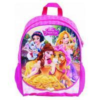 Mochila De Costas Disney Princesas Grande 37239 Rosa