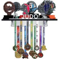 Porta Troféus E Medalhas De Judô - Unissex