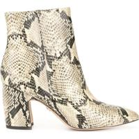Sam Edelman Bota Hilty Com Animal Print - Estampado