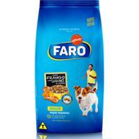 Ração Faro Frango Com Legumes Ao Vapor 1Kg