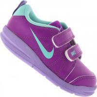 Tênis Para Bebê Nike Pico Lt Feminino - Infantil - Roxo