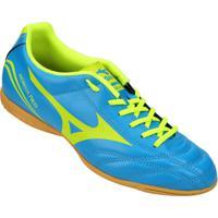 Netshoes  Chuteira Futsal Mizuno Morelia Neo Club In Masculina - Masculino 2ba91aba9315c