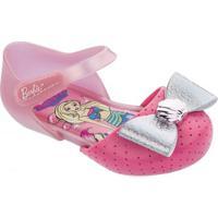 Sapatilha Infantil Menina Barbie Darling Baby Grendene 22067