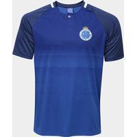 Camiseta Cruzeiro Detroit Masculina - Masculino-Azul