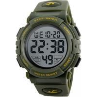 Relógio Skmei Digital 1258 Verde