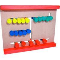 Brinquedo Educativo Jogo Passa Cores - Jottplay - Kanui