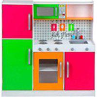 Cozinha Infantil Tropical