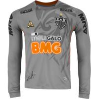 Camisa De Goleiro Do Atlético-Mg I 2019 Le Coq Sportif - Masculina - Cinza