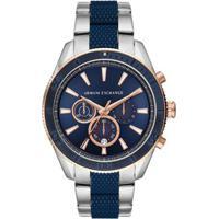 7a829cc62d9 ... Relógio Armani Exchange Masculino Enzo Ax1819 1Kn Ax1819 1Kn - Masculino -Prata