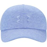 Boné Aba Curva Under Armour Twisted Renegade - Strapback - Feminino - Azul 4886683cf22