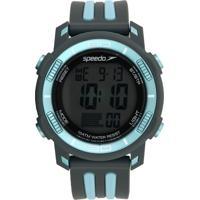 Relógio Speedo 80603G0Evnp2 Cinza/Azul