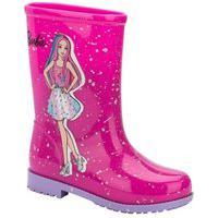 Bota Grendene 22560 Barbie Fashion Rosa Grendene Rosa