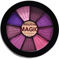 Mini Paleta De Sombras Magic - Ruby Rose Magic Mul