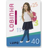 7025d0bea Meia Calça Lupo Lobinha Opaca Media Cor  Pink