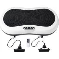 Plataforma Vibratória Mor 40400002 Branco Se