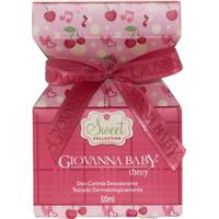 Deo Colônia Cherry Giovanna Baby 50Ml