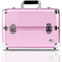 Maleta Profissional De Maquiagem - Jacki Design - Feminino-Rosa
