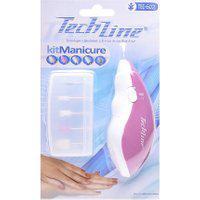 Kit Manicure Techline Tec-602 Com 1 Unidade