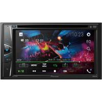 "Dvd Player Automotivo 2 Din, 6,2"" Wvga, Bluetooth, Entrada Auxiliar, Usb Pioneer Avh-G218Bt"