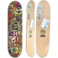 Shape De Skate Progress - Pgs Monster Colors 8.0 + Lixa Grátis - Unissex