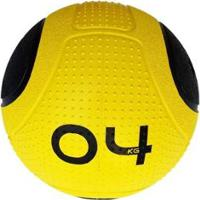 Bola Para Exercicios Medicine Ball Md Buddy 4Kg - Unissex