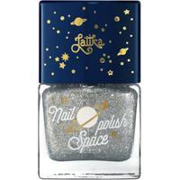 Esmalte Cremoso Latika Nail Space Silver Star - Unissex