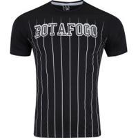 Camiseta Do Botafogo Intus - Masculina - Preto