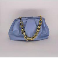 Bolsa Malaquita Azul