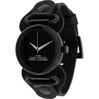 Marc Jacobs Watches Relógio The Cuff - Preto