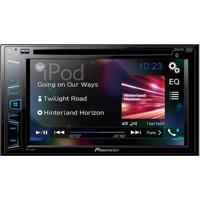 Auto Rádio Pioneer Avh-298Bt Dvd Player C/ Bluetooth 6.2""