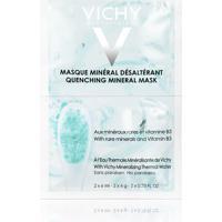 Máscara Mineral Vichy Reequilibrante 6Ml 2 Sachês