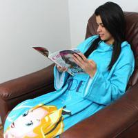 Cobertor Com Mangas Alice - Zona Criativa