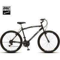 Bicicleta Colli Mtb Cb500 Aro 26 36 Raias 21 Marchas Freios Vbrake - Masculino